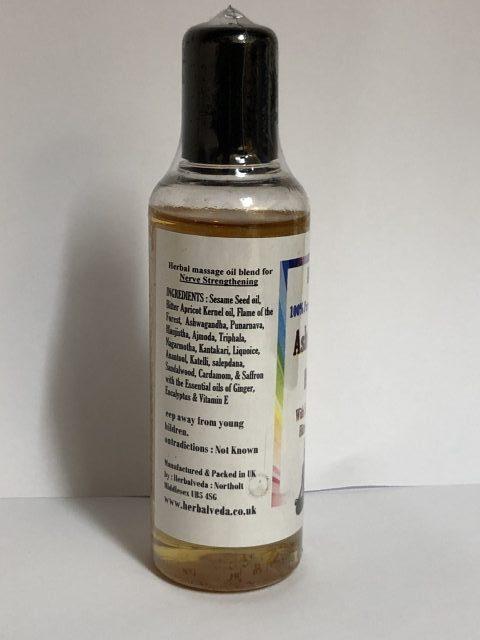 ASHWAGANDHA OIL BOTTLE 100ML-2