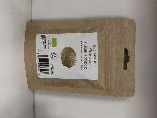 Org Cumin Seed pdr 50g BP