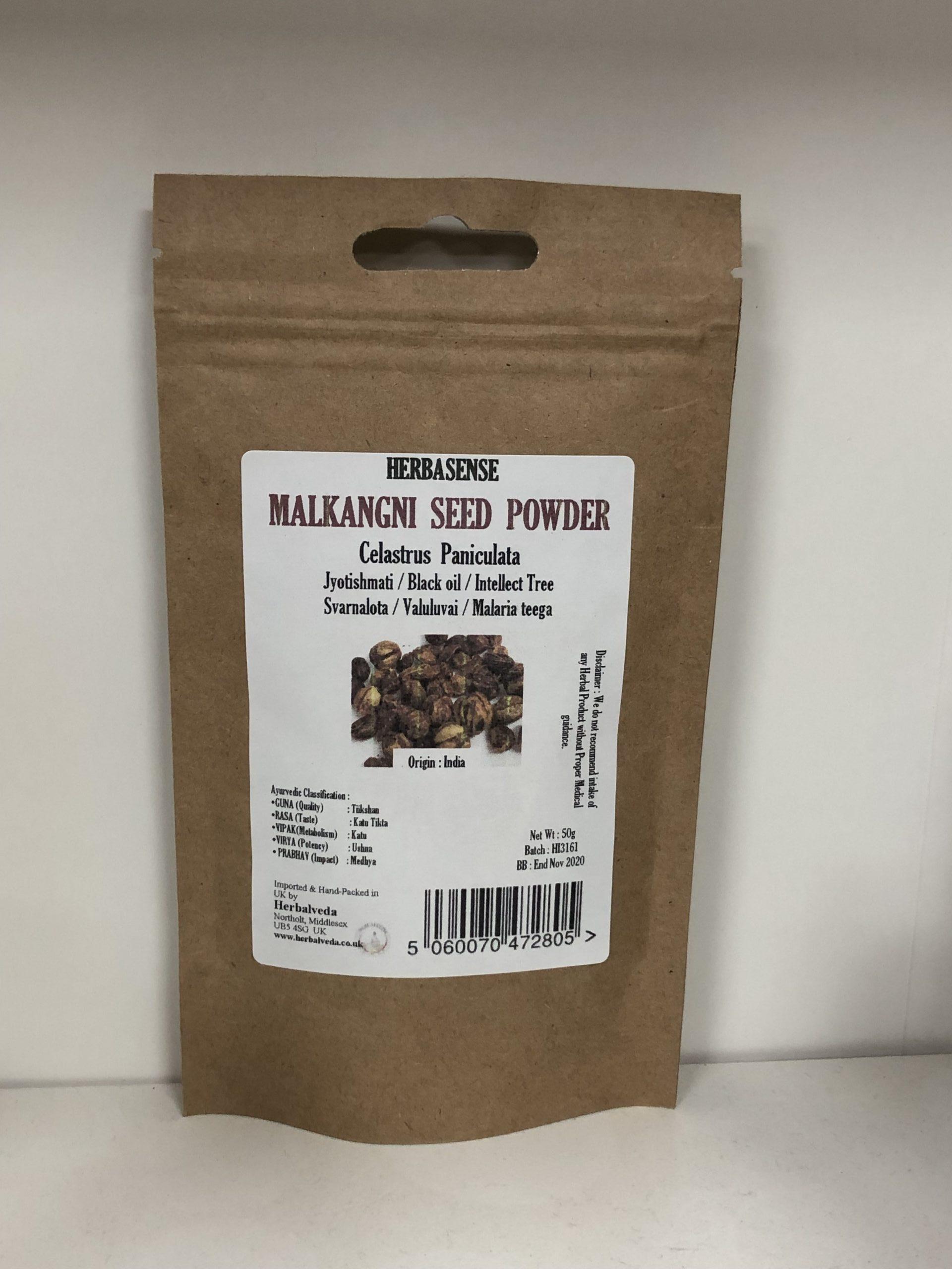 Malkangni Seed Pdr 50g BP