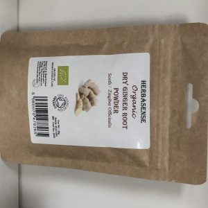 Org Dry Ginger Root Pdr 50g BP