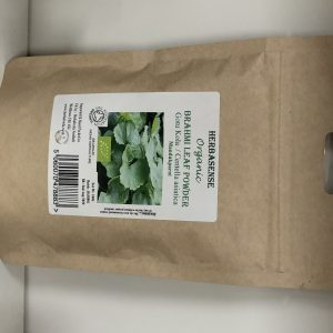Org Brahmi Leaves Pdr 100g BP (Gotu Kola)