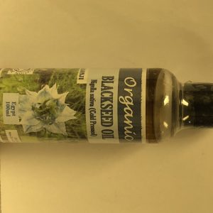 ORG BLACKSEED OIL - 100ml