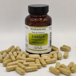 KARELA - BITTER GOURD CAPS